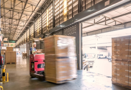 Prestataire logistique