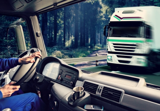 Shortage of truck drivers in the freight transport sector: how can digitization help solve one of the industry's biggest headaches?