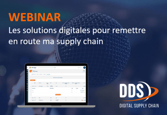 solutions digitales supply chain