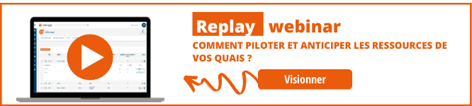 replay piloter anticiper ses quais