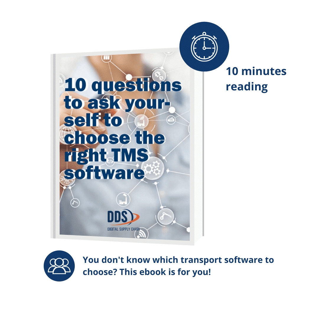 E-BOOK : 10 QUESTIONS TO CHOOSE YOUR TMS