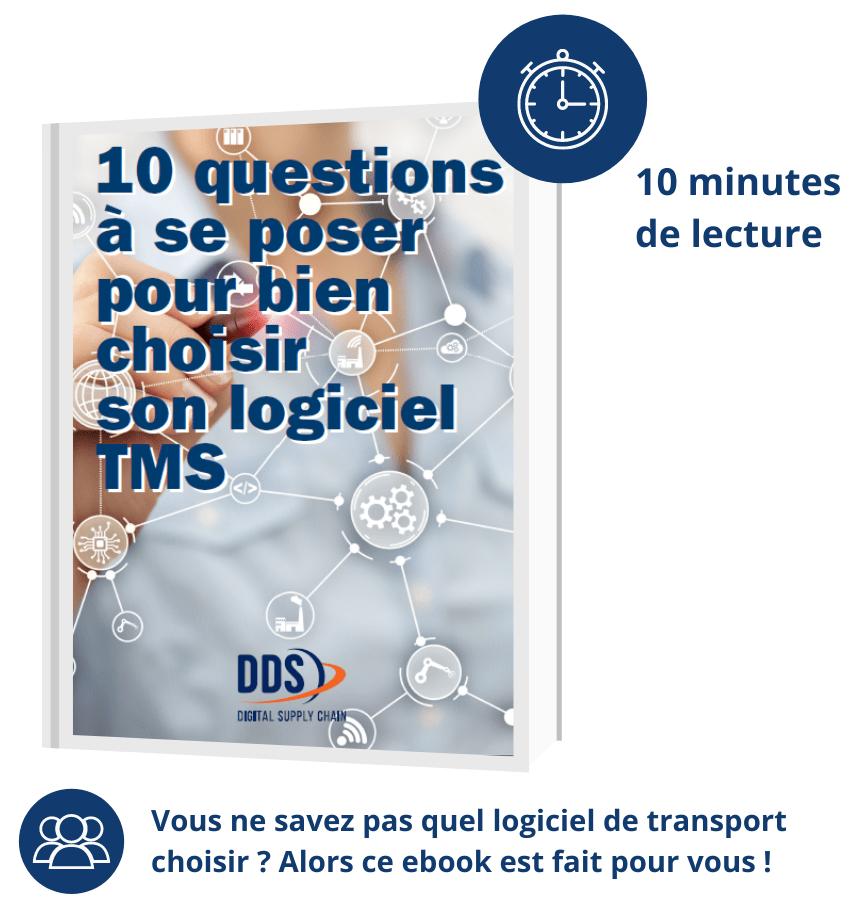 E-BOOK : 10 QUESTIONS POUR CHOISIR SON TMS