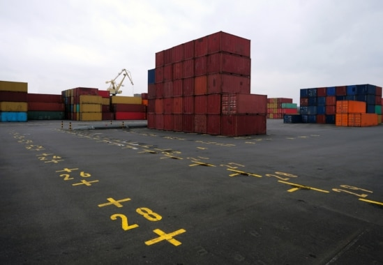 Digitizing transport to cope with the container shortage