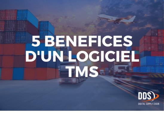 benefices logiciel tms